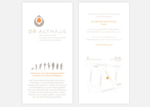 Dr. Althaus Stationery